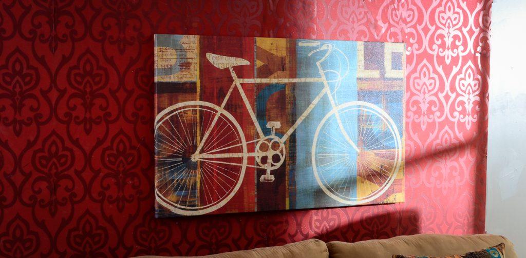 Giclee Bicicleta